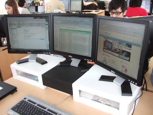 デュアルモニターで業務効率40%アップ3