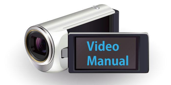 マニュアルを動画化することで繰り返し説明する時間とコストを削減