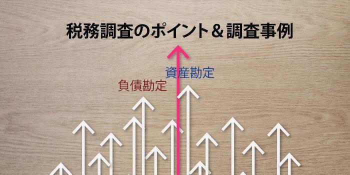 元税務調査官の調査ポイント&調査事例(資産・負債勘定編)